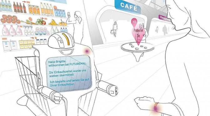 <b>Wie essen wir im Jahr 2030? </b>