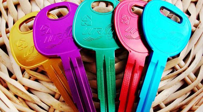 Schlüssel verloren?