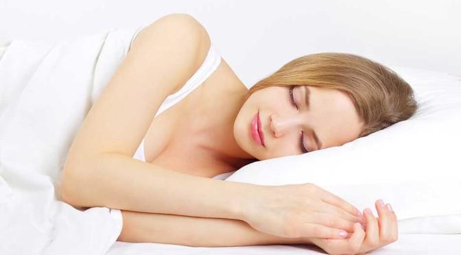 <b>Gut schlafen trotz Hitze</b>