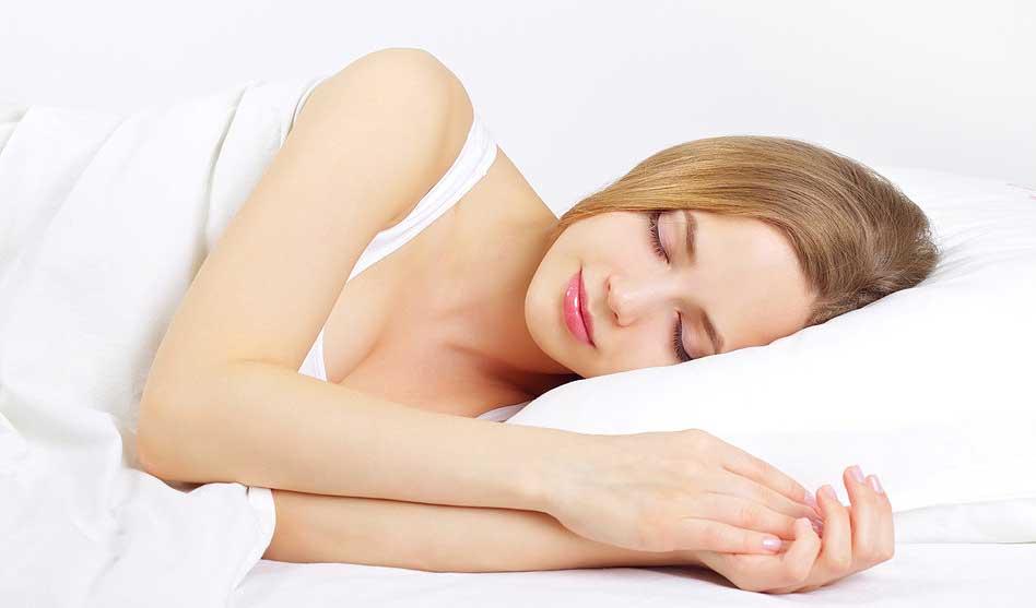 Trotz Hitze gut schlafen