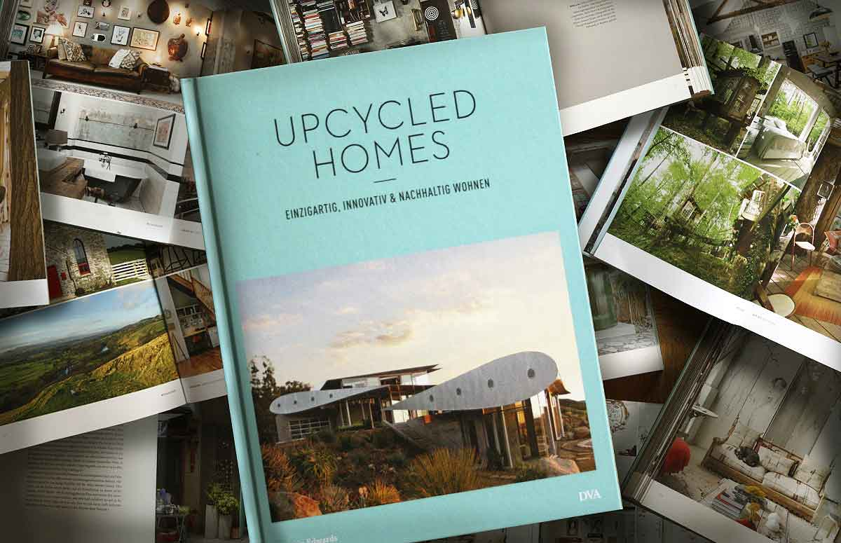 Upcycled Homes Antonia Edwards